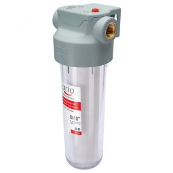 АU020 Фильтр для холодной воды прозрачный