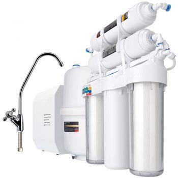 ОU600 Обратноосмотическая система (электронное управление+минерализация)