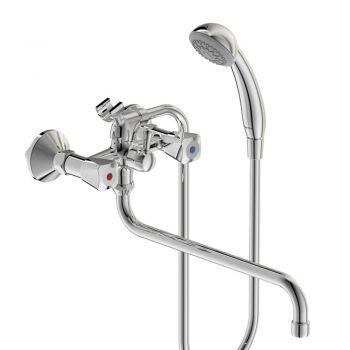 """ВА230АА """"Практик"""" Смеситель для ванны излив 320 мм"""