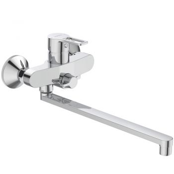 """ВА400АА """"Хайп"""" Смеситель для ванны излив 320 мм"""