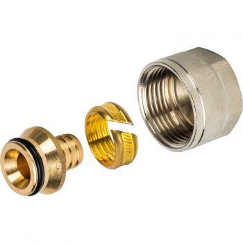 SFC-0024-001622 Фитинг компрессионный 16х2,2х1/2 STOUT