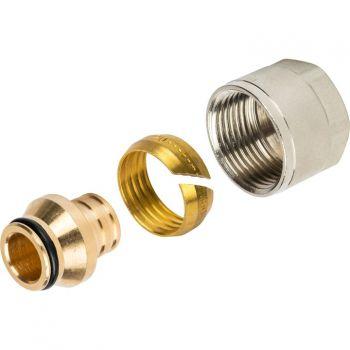 SFС-0020-002020 Фитинг компрессионный 20х2,0х3/4 STOUT